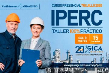 IPERC MARZO - TRUJILLO