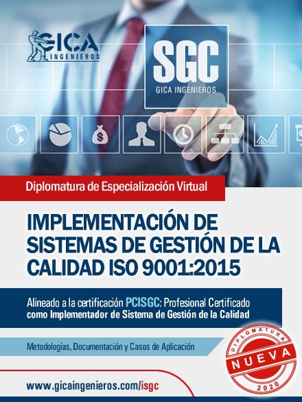 Imagen Diplomatura ISGC 9001:2015