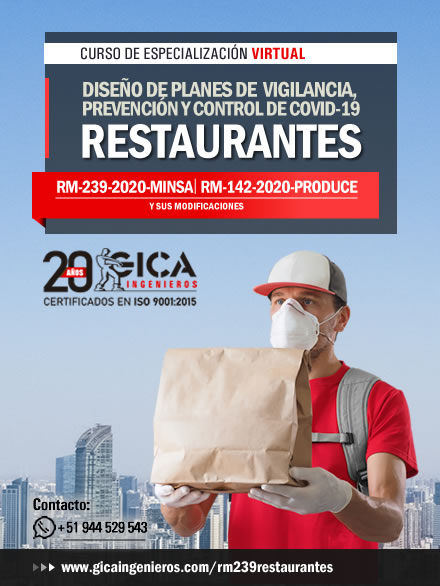 Imagen Curso rm239restaurantes