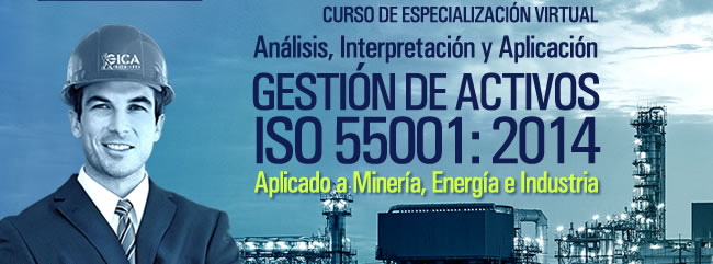Gestión de Activos bajo ISO 55001:2014