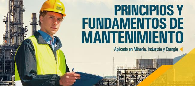 Diplomatura de Principios y Fundamentos de Mantenimiento Industrial