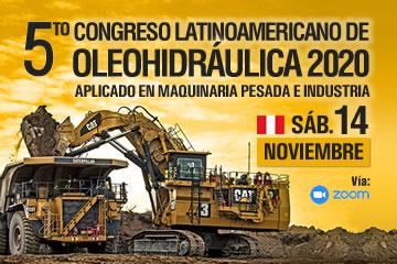 CONGRESO OLEOHIDRÁULICA 2020